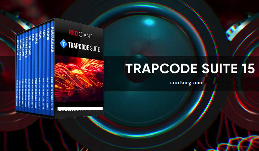 Trapcode Suite 15.1.8 Crack MAC + Serial Key (2020) Download