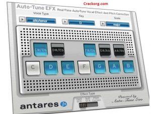 Auto-Tune EFX 3 Crack 64-Bit Pro Serial Key MAC Latest Version