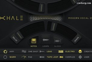 Exhale VST 1.1 Crack MAC + Torrent (2020) Free Download