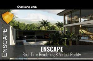 Enscape3D 2.8.0 Crack + Keygen 100% Working (3D&2D)