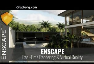 Enscape3D 2.8.0 Crack + Keygen 100% Working (3D&2D)