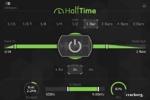 Halftime VST Crack 2020 Torrent (MAC) Free Download