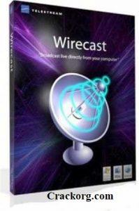 Wirecast Pro 14.0.4 Crack + License Key (Torrent) Download
