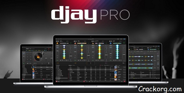 DJay Pro 2.2.2 Crack + License Key (Mac) Free Download