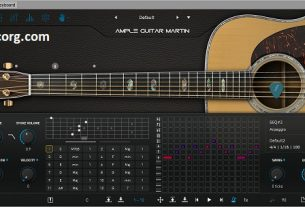 Ample Guitar VST 3.1.0 Crack + Torrent (Mac) Free Download
