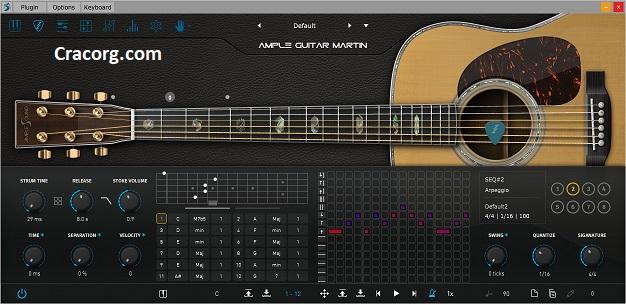 Ample Guitar VST 3.1.0 Crack + Torrent (Mac) Free Download