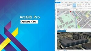 ArcGIS Pro 2.7 Crack Key + License Code {Latest Version}