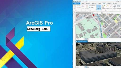 ArcGIS Pro 2.6.1 Crack Key + License Code {Latest Version}