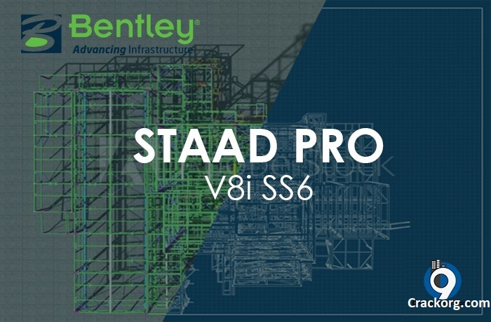 Staad Pro v8i Crack With Activation Key (Win-Mac) Free Download