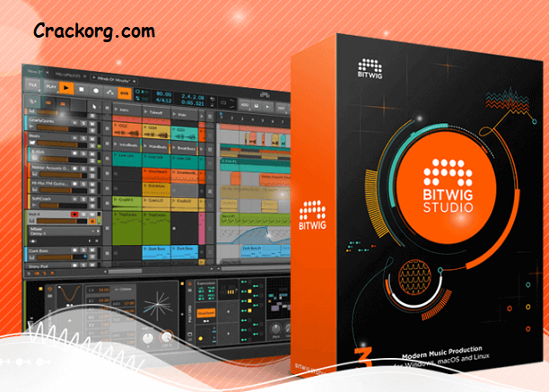 Bitwig Studio 3.2.2 Torrent [Crack + License Key] Free Download