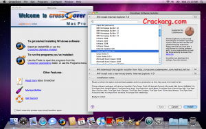 CrossOver 19.0.2 Crack + Activation Code (Mac) Download