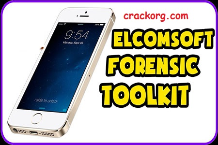 ElcomSoft iOS Forensic Toolkit 6.20 Crack + Torrent Free Download