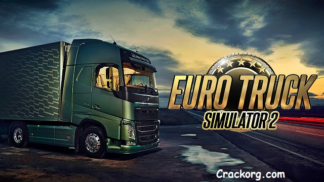 Euro Truck Simulator 2 Crack 1.37 + Product Key Free Download