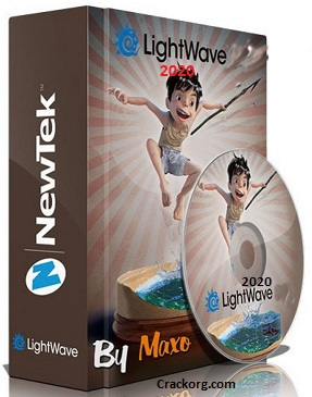 LightWave 2020.0.1 Crack + License Key 3D Setup! (Win & Mac)