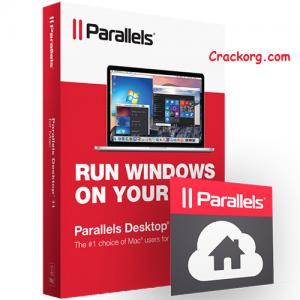 Parallels Desktop 16.5.0 Crack + Activation Key (Win/Mac)