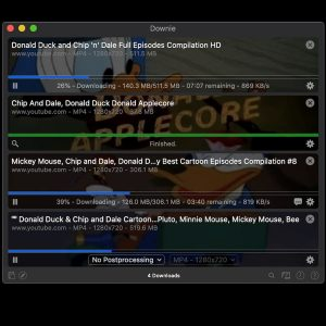 Downie 4.0.13 Mac [Crack + Torrent] Free Download 2020