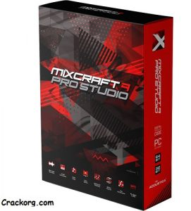 Mixcraft 9 Pro Studio [Crack + Registration Code] Free Download