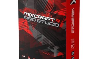 Mixcraft 9 Pro Studio [Crack + Registration Code] Free Download