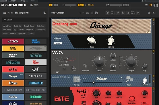 Guitar Rig 6 Pro Crack + License Key (Torrent) Free Download
