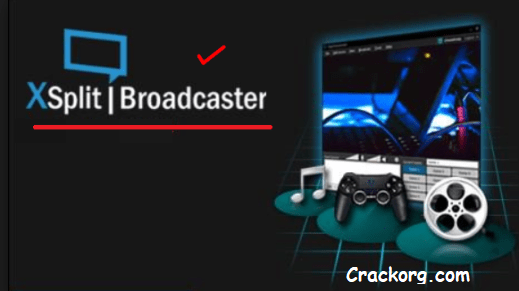 XSplit Broadcaster 3.9.1912.1008 Crack + License Key (Torrent) Download