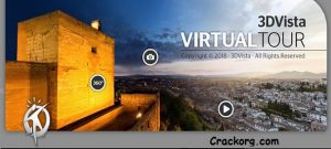 3DVista Virtual Tour 2020.1 Crack + Torrent 100% Working (2D/3D)