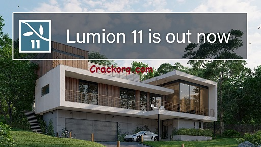 Lumion Pro 11 Crack + License Key 100% Working {2D&3D}