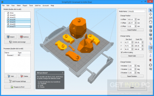 Simplify3D 4.1.2 Crack + License Key (Torrent) Free Download