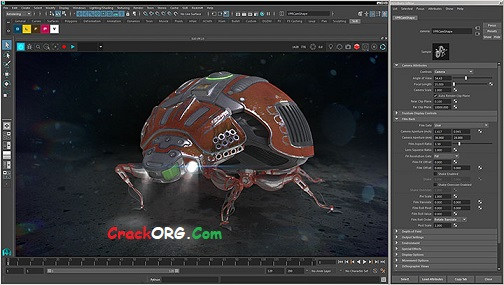Redshift Render 3.0.31 Crack For C4D/3ds Max [MAYA + Torrent]